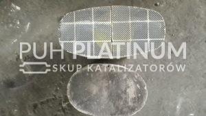Filtr DPF — regeneracja pasywna